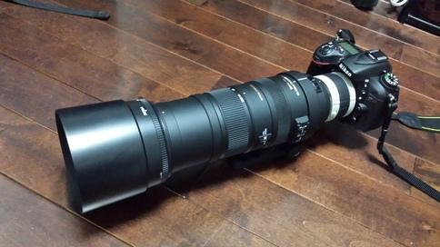 APO 150-500mm + x2.0