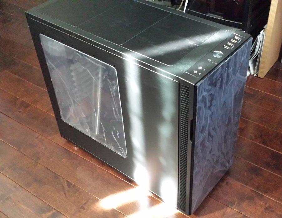 Fractal Design Define R5 Titanium grey Window