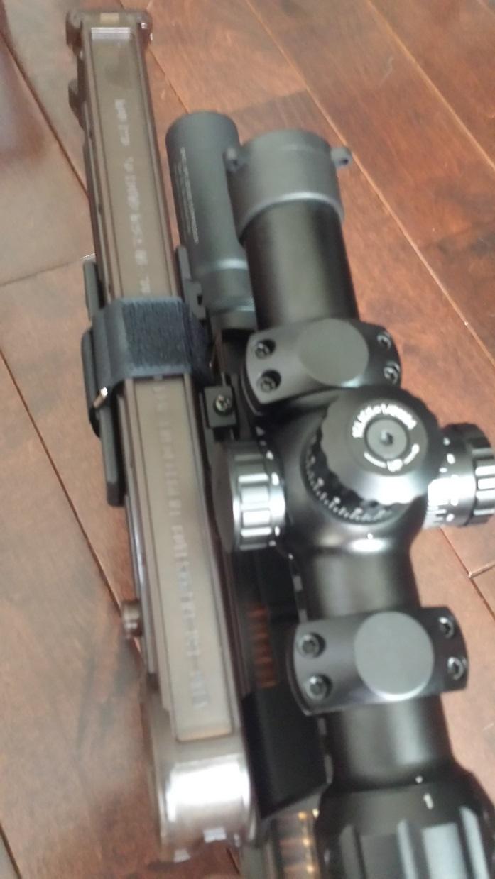 P90 + SURE HIT 1624IR HIDE7 CQB