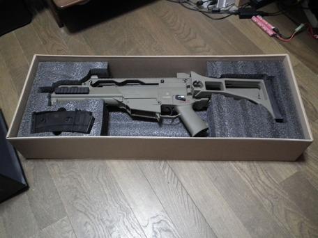 G36CV箱OPEN