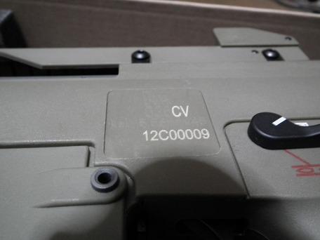 G36CV刻印1
