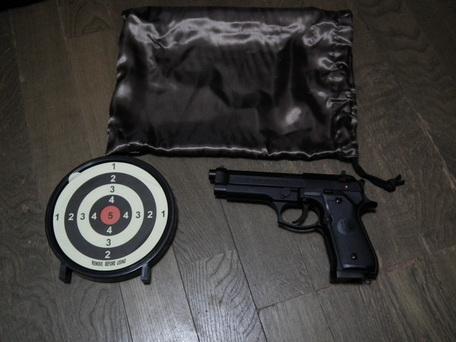 SⅡS M9 ミリタリー2