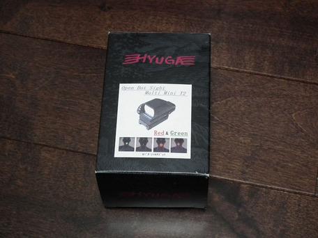 HYUGA Open Dot Sight Multi Mini T2