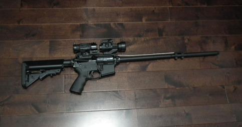 G&P GP198 M16A2ガスチューブ