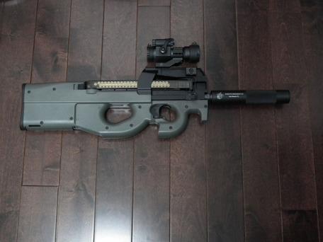 P90購入