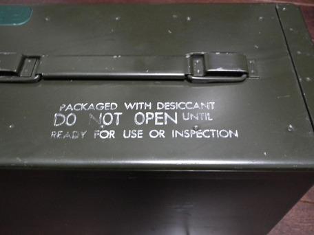 AMMO BOX(弾薬箱)4