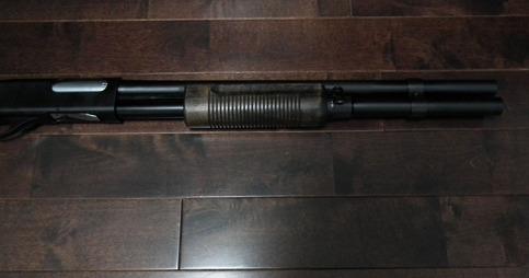 マルゼン M870 エクステンションカスタム ウッドストックバージョン フォアグリップ