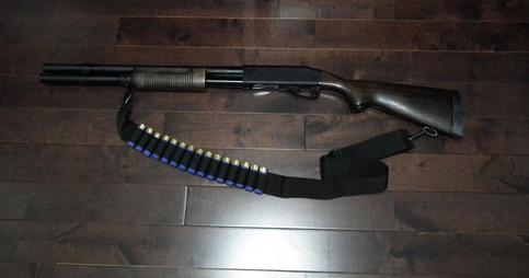 マルゼン M870 エクステンションカスタム ウッドストックバージョン with スリング