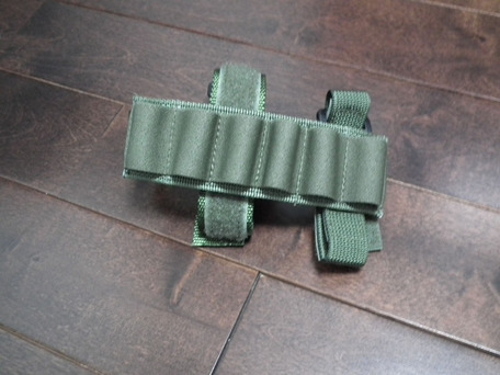 Specter Gear 6 Shell Buttstock Shotshell Holders2