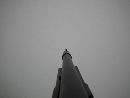 M870にフリーダムアート フラッシュFサイト グロック用2