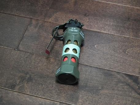 US M84 スタングレネード