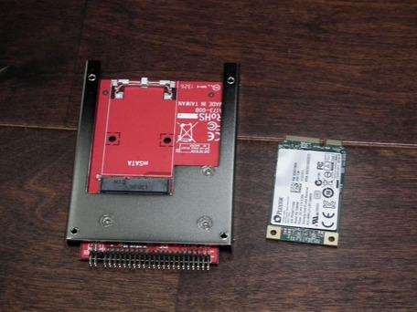 PLEXTOR PX-128M5M 128GB mSATA SSD 2