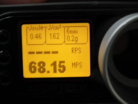 MP5K HCノーマル初速