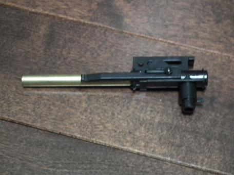 MP5K HC 純正チャンバー&インナーバレル