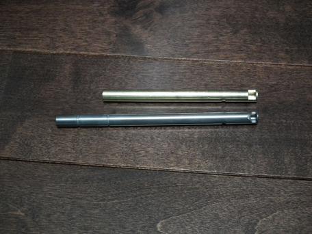 MP5K HC インナーバレル比較