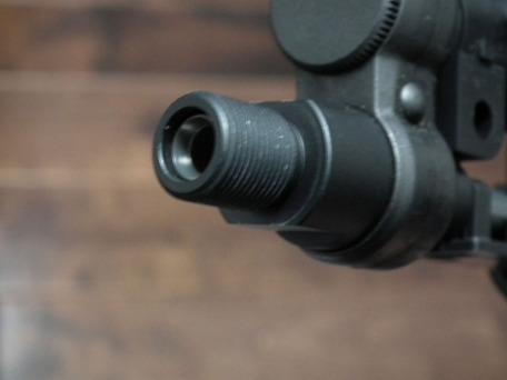 MP5K HC KM企画パーフェクトバレル141mmの長さ2
