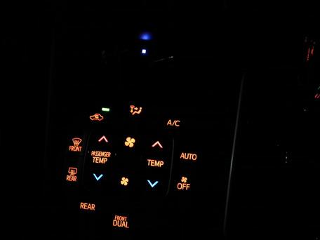 ALPNE SWE-1200 コントローラー LED