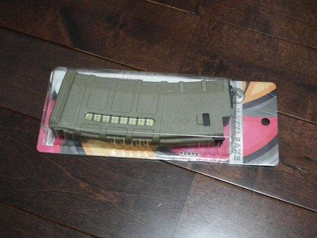 BattleAxe 次世代M4/SCAR用 PMAG Mid-Cap (80連マガジン)