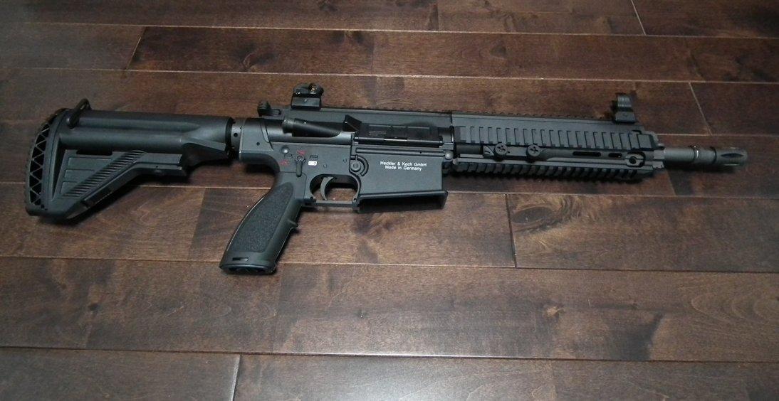 VFC HK417  GBB