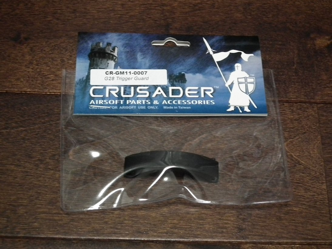 CRUSADER VFC/UmarexHK417用 G28トリガーガード