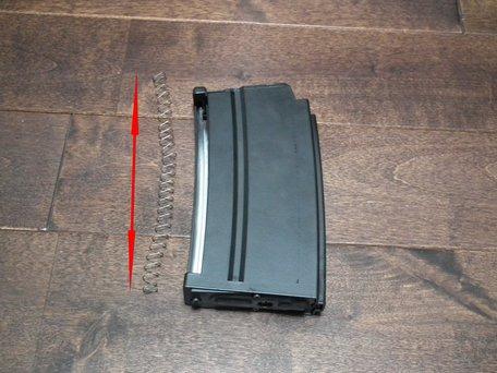 VFC HK417マガジン分解5