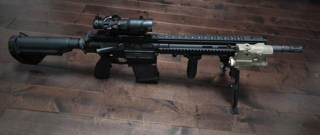 VFC HK417 GBB Recon2