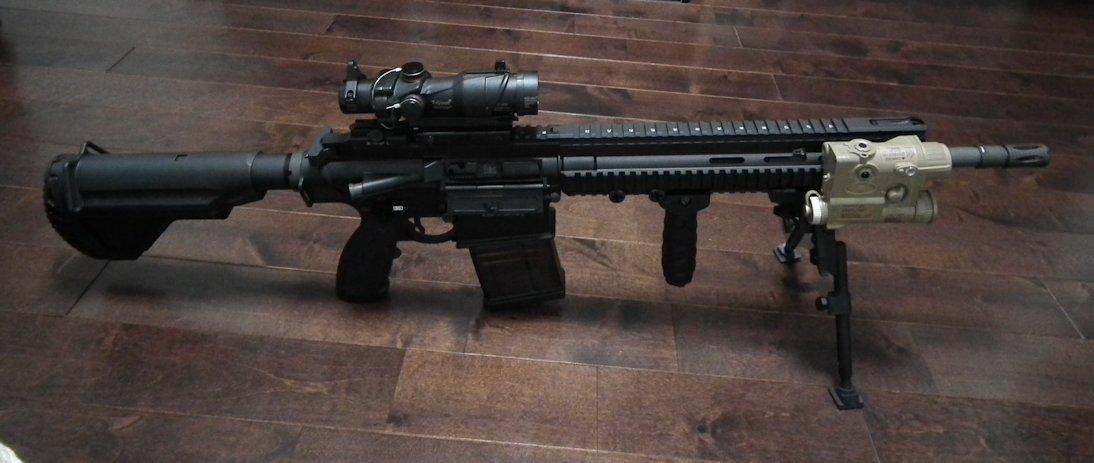 VFC HK417 GBB Recon3