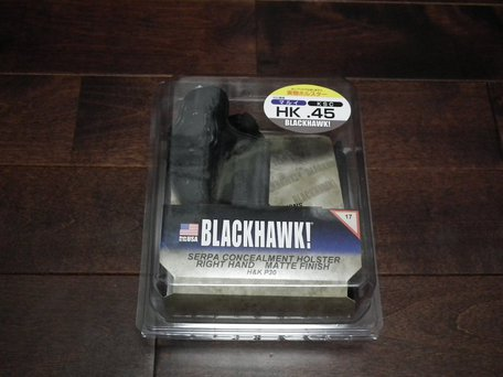 BLACKHAWK SERPA CQC P30用