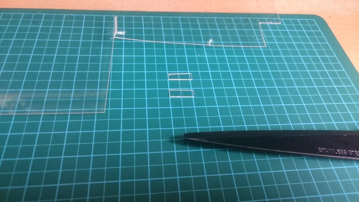 0.5mmプラ板