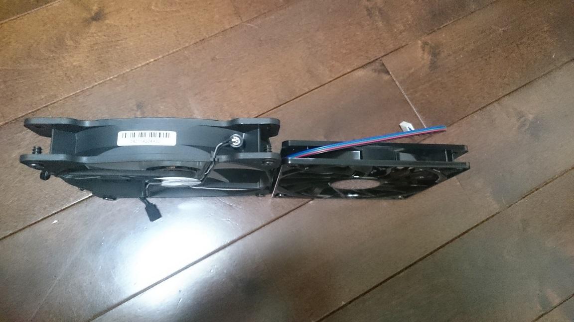 AINEX Slimfan PWM対応 [ 120mm角 ] AK-FN078A