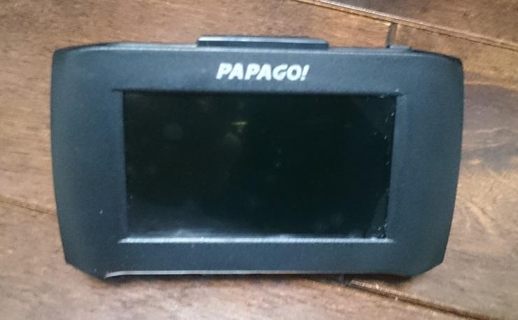 パパゴ(Papago) GoSafe 30G