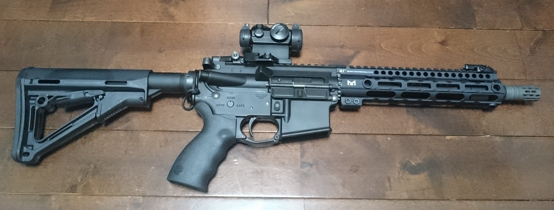 SAPH 東京マルイ M4 MWS用リコイルスプリング 120%