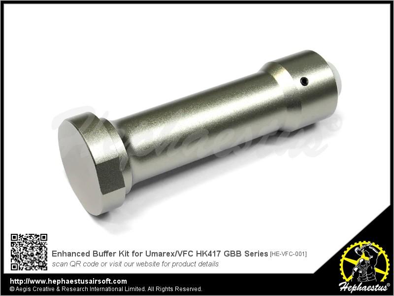 Enhanced Buffer Kit for Umarex/VFC HK417 GBB Serie
