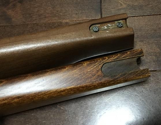 MULE 東京マルイ スタンダードAK47用 ウッドストックセット